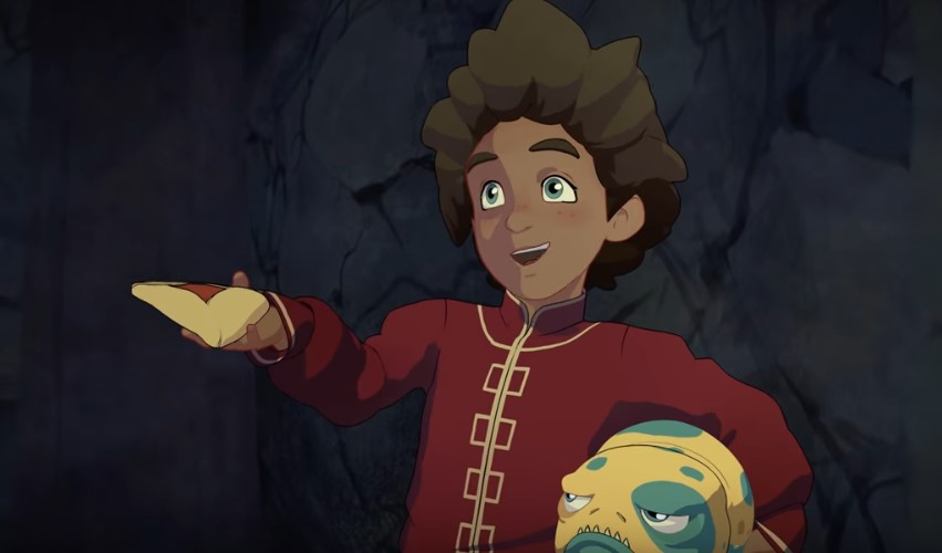 """Dragon Prince: """"The Dragon Prince"""" Is A Victim Of High Expectations"""