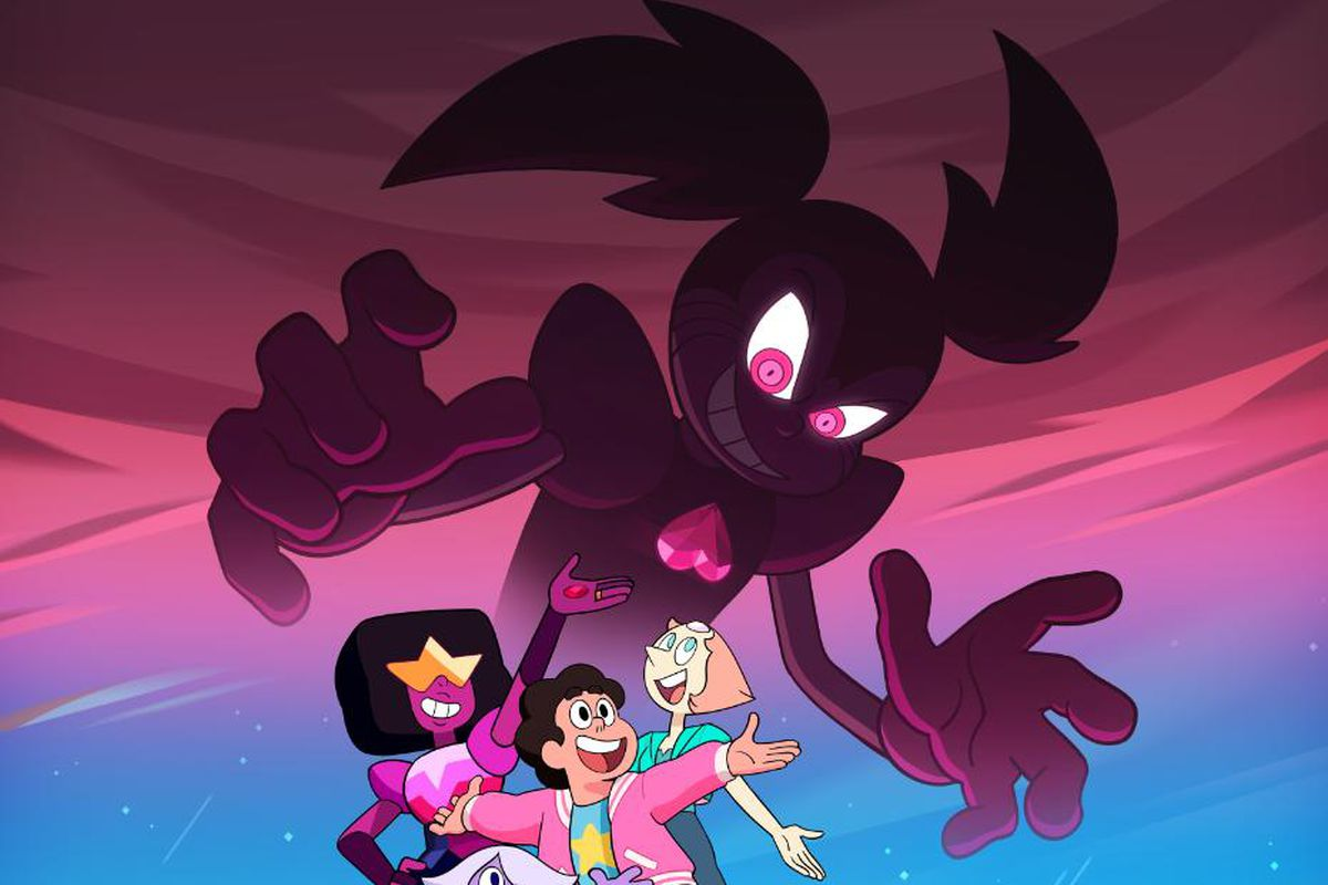 """Steven Universe just needs to end  """"Steven Universe: The"""